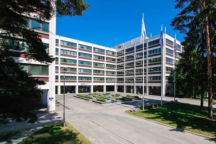 Ahti Business Park | Vuokrattavat toimitilat Espoo