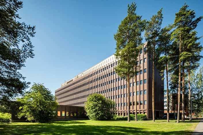 Kiila Business Park | vuokrattavat toimitilat Oulu